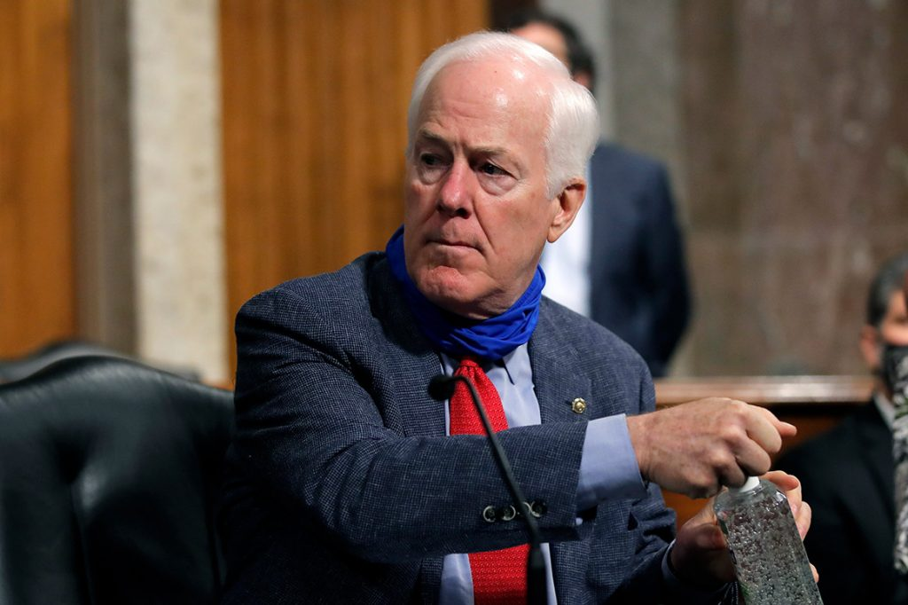 Republicans Nervous Over Coronavirus Spike
